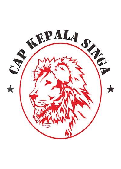 Cap Kepala Singa